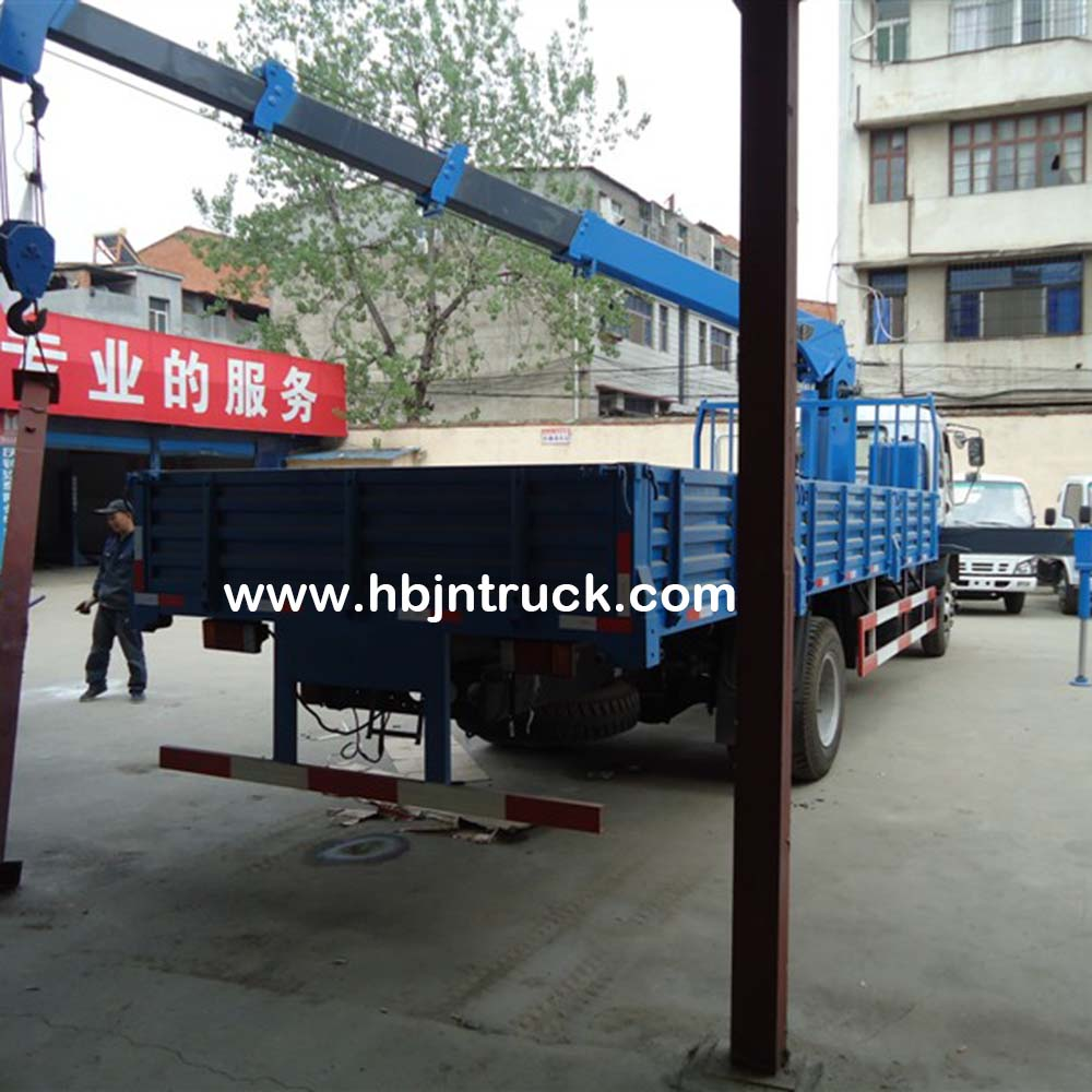 Isuzu Crane Truck Sale