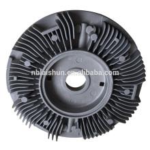 Aluminio de alta calidad piezas de motor de fundición, piezas de fundición de aluminio motor shell