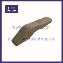 La miniexcavadora parte los dientes del cucharón PARA CATERPILLER 1U1304