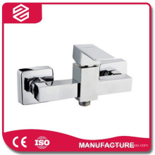 single handle bath shower faucet wall mounted shower mixer square shower mixer tap
