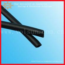 Tubo de aislamiento del arnés de cables Fundas de PVC ignífugas