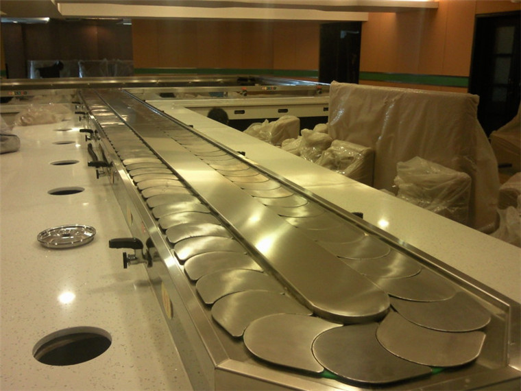 Hot Pot Conveyor Belt