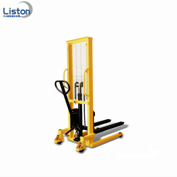 Manual Pallet Stacker 2ton Hydraulic Hand Forklift