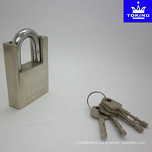 Square Type Wramped Beam Padlock (2506)