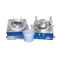 plastic paint bucket injection mould