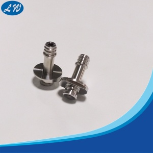 CNC Turningnurled Stainless Steel Shaft
