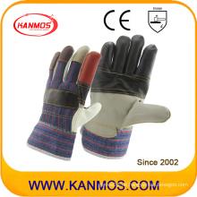 Regenbogen Möbel Leder Arbeitsschutz Arbeitshandschuhe (310011)