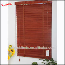 Basswood Venetian Window Blinds