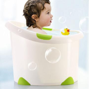 Bañera de bebé de moda Bañera de baño de bebé