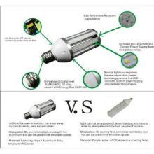 E40,E27,E39,E26 SMD 54W LED E40 High Power Led Corn Street Lamps