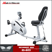 Body Fit Indoor Home Recumbent Exercise Bike