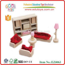 EZ8063 Mini Furniture Set Pretend Furniture Toys