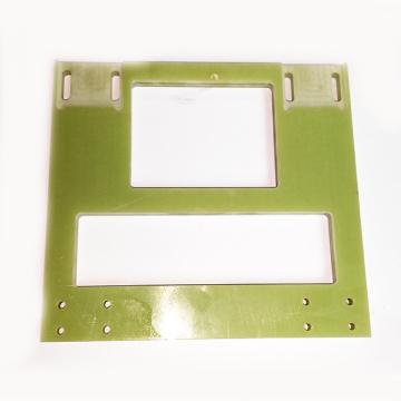 CNC-Bearbeitung von Kunststoffen für elektrische Geräte