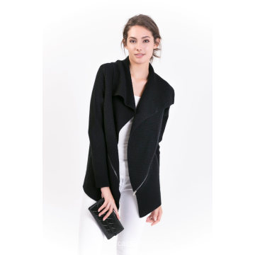 Women′s Wool Cardigan