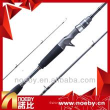 NOEBY fishing gear FUJI guides & reel seat bass rod spinning rod