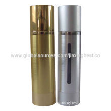 Aluminum Cream Bottles, Various Colors Available, OEM Orders Welcomed