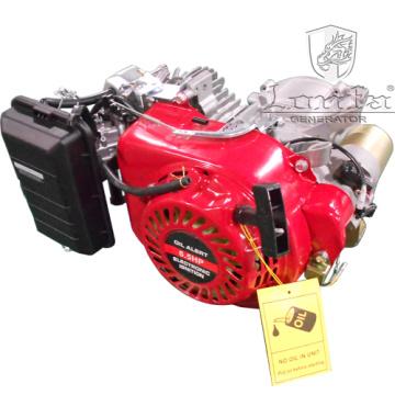 6.5HP Gx200 Ohv 4 temps moteur à essence à démarrage manuel