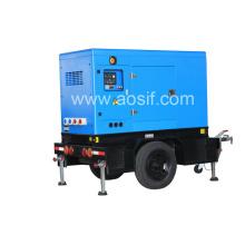 Doosan Mobile Generator