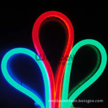 Blue Green Red LED Neon for Outdoor Building Decoration