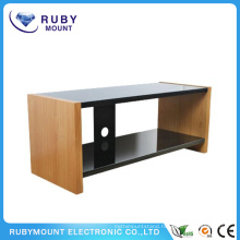 New Product Home Furniture Wood Glass TV Stands