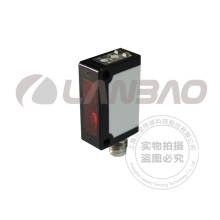 Rectangular Plastic Background Suppression Photoelectric Sensors (PSC-E1 DC3)