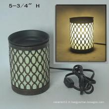 Chauffe-parfum en métal électrique - 15CE00880