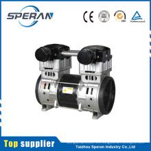 El mejor precio al por mayor silencioso aceite libre mini bomba de compresor de aire 1.5hp eléctrico
