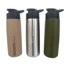 Stainless Steel Vacuum Sports Bottle (WBS17-500)
