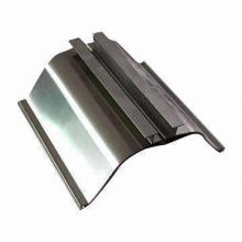 Aluminum Extrusion, Polished Surface Finish, OEM Orders are Welcome