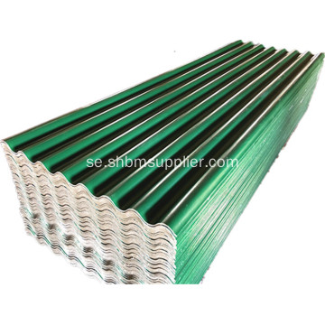 Middle Wave Profil High Strength Mgo Roofing Sheet