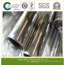 El pozo de agua del acero inoxidable de la calidad es pipa