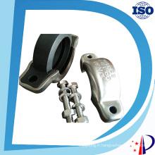 Accouplement hydraulique rapide de joint de réparation de tuyau