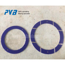 Multi layer thrust washer,POM Purple coated washer,PCMW .. M standard ubricating wahser