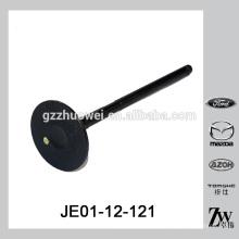 Alta calidad Mazda MPV / 96 HC válvulas del motor de escape JE01-12-121