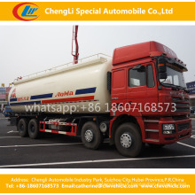 40cubic mede o caminhão de tanque maioria do poder do cimento / caminhão de reboque concreto do petroleiro semi