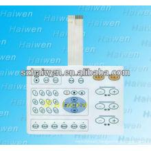 multi-color membrane switch