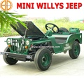 Bode Quality Assured Gas Mini Willys Jeep for Sale Bc