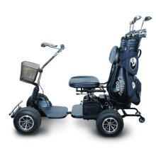 Single Seat 450W Electric Golf Cart