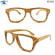 Gafas de madera de la manera de la alta calidad (WF006)