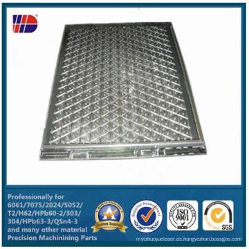 Servicio de mecanizado CNC de acero Servicios de mecanizado pesado