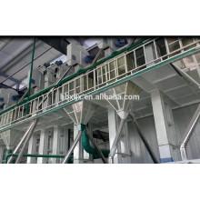 20T / D alta calidad moderna mini planta de molino de arroz