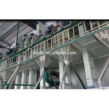 20T/D high quality modern mini rice mill plant