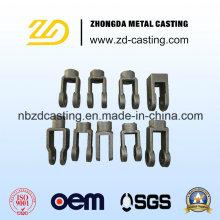 Benutzerdefinierte Eisen Gießerei Metall Gießerei Casting aus verlorenen Wachs Casting