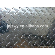 1060 1070 Aluminum Checkered Plate used in Building