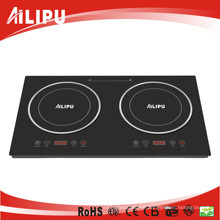2015 2 Burner CB Certificate 3600 Watt Save Energy Slide Control Electric Induction Cooker