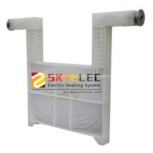 Échangeur de chaleur tubulaire industriel en PTFE
