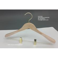 Высокое качество деревянная вешалка для продажи по низкой цене