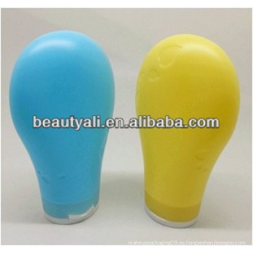 90ml Cute shampoo PE bottle para la venta
