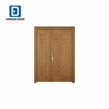 fangda pvc exterior hot mother and son door