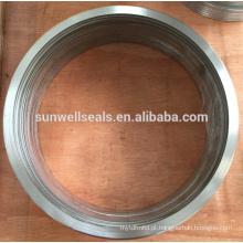 Anéis de metal anéis de vedação anéis de vedação em espiral (SUNWELL)